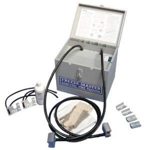 freeze master 420d pipe freezing machine