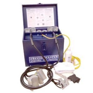 freeze master 690e pipe freezing machine
